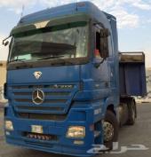 للبيع شاحنة مرسيدس أكتروس 2005 حجم 1844