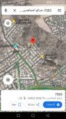 ارض للبيع في حي شرائع المجاهدين في مكه