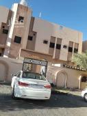 شقة للايجار في حي الجابرة في المدينة