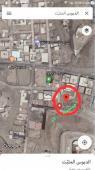 ارض للبيع في حي مريخ في جده