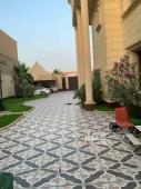 فيلا للبيع في حي الحمراء في الرياض