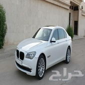 BMW 730 2011