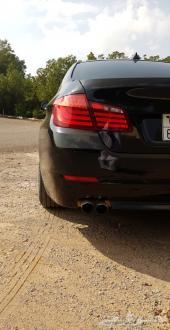 BMW520 بحالة الوكاله بسعر مغري