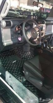 دعاسات ارضية حماية وشكل مميز للسيارة