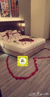 تنسيق  و تشريع غرف عرسان وحفلات زوجية