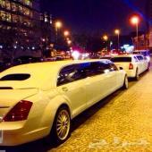 ليموزينات للاعراس والمناسبات VIP royal limo