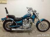 للبيع دراجة نارية (دباب) سوزوكي بوليفارد 1400 سي سي- Boulevard S83