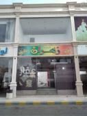 محل للايجار في حي الروضة في جده