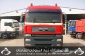 للبيع شاحنات مان الشاصي077370موديل 2007