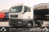 للبيع شاحنات مان الشاصي105682موديل 2008