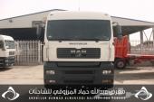 للبيع شاحنات مان الشاصي074374موديل 2007