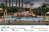 جدول سياحي اسبوع بماليزيا لزوجين وطفل 2018