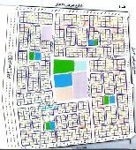 أرض للبيع في الدانة 2 مساحة 523م شارع 12