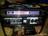 مولدكهرباء بنزين رومكس الاصلي 8 كيلو نحاس للاعمال الشاقة هندل سوتش يشغل مكيفات والاجهزة واللمبات وال