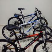دراجات هوائية للبيع  ( سيكل ) رياضي بسعر مناسب