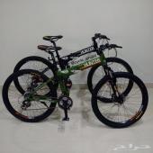 دراجة هوائية قابلة للطي بمواصفات عالية HUNTER
