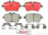 فحمات سراميك امامي BREMBO Premium Ceramic Disc Brake Pads (ميني كوبر s )  من 2002 - 2012