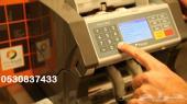 مكينة عد النقود المخلط -حساب المجموع النهائي مع تفاصيل الفئات -عدادة الاوراق النقدية-كوري