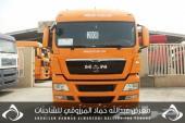 للبيع شاحنات مان الشاصي114565موديل 2008