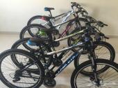 دراجة لاوا مقاس 29 سيكل المنيوم