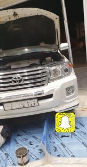 اكسسوارات ترهيم اللاندكروزر 2015 سعودي وبريمي