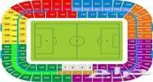 تذاكر مباراة الأهلي والاتحاد (مدرج الاهلي)