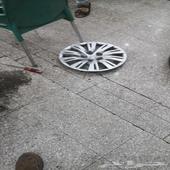 جنوط كامري حديد 2017 مع الطاسات مقاس16