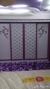 تفصيل غرف نوم اطفال ورئيسية ومفرد
