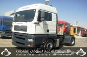 للبيع شاحنات مان الشاصي484573موديل 2007