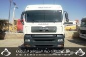 للبيع شاحنات مان الشاصي484415موديل 2007