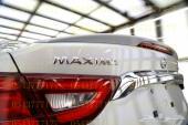 حصريا جناح البريميوم وجناح السبورت SR لسيارة نيسان مكسيما Nissan Maxima موديل 2016 الجديدة