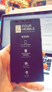 جهاز جوال k500 من اكسيوم بدون كاميرا