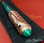 قلم كارتير اصلي رودستار ليمتد اخضر  رقم مميز