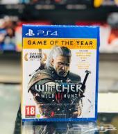 شريط ذا ويتشر 3 عربي The Witcher 3 PS4 جديد