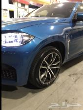 للبيع  BMW X6 M POWER 2018