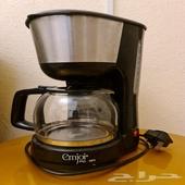 مكينة قهوة امريكية مفلتره كالجديدة