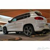 Volks Wagon Tiguan ( R LINE) 4 motion 2014 تم