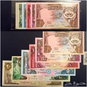 عملات عربية وأجنبية - للهواة