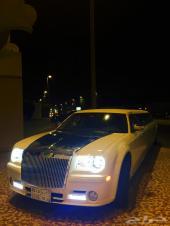 ليموزينات vip royal limo للمناسبات والاعراس توصيل واستقبال مطار