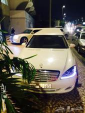 ايجار ليموزينات للاعراس والحفلات والمناسباتVIP cars  مرسيدس 550 s class 3 كرايسلر اكس كورجن