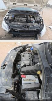 سيارة بيجو301مصدومة للبيع
