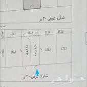 ارض للبيع نمار 3020 لوحه 3 مساحه 390م