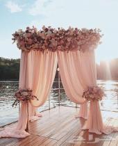 مناسبات عائليه فاخره على البحر خاص درة العروس