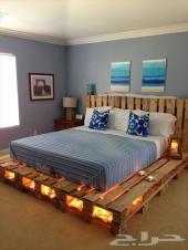 طبليات غرف نوم