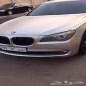 بي ام دبليو الفئة السابعة اندفجوال BMW 7 series individual