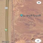 ارض مخطط الهجرة طريق المدينة الرئيسي بعد مزارع رضوى