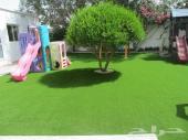 عشب صناعي  توريد وتركيب باسعار منافسه بجده0550459345