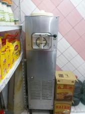 للبيع مكينة ايس كريم