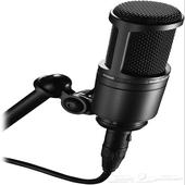 مكسر Goxlr   AT2020 mic
