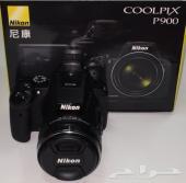 نيكون Nikon P900 شبة وكالة